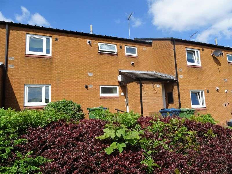 2 Bedrooms Flat for sale in Shaw Gardens, Stafford