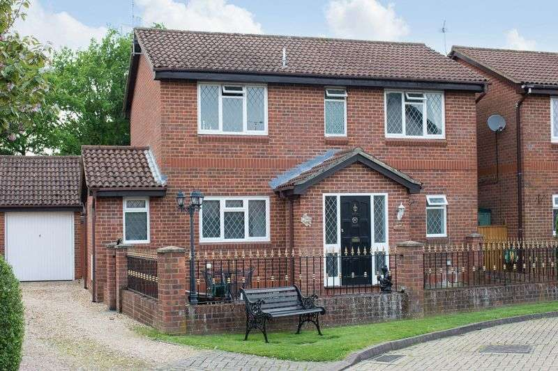 4 Bedrooms Detached House for sale in West Totton