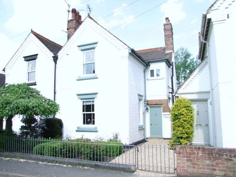 3 Bedrooms Semi Detached House for sale in Trent Lane, Newton Solney
