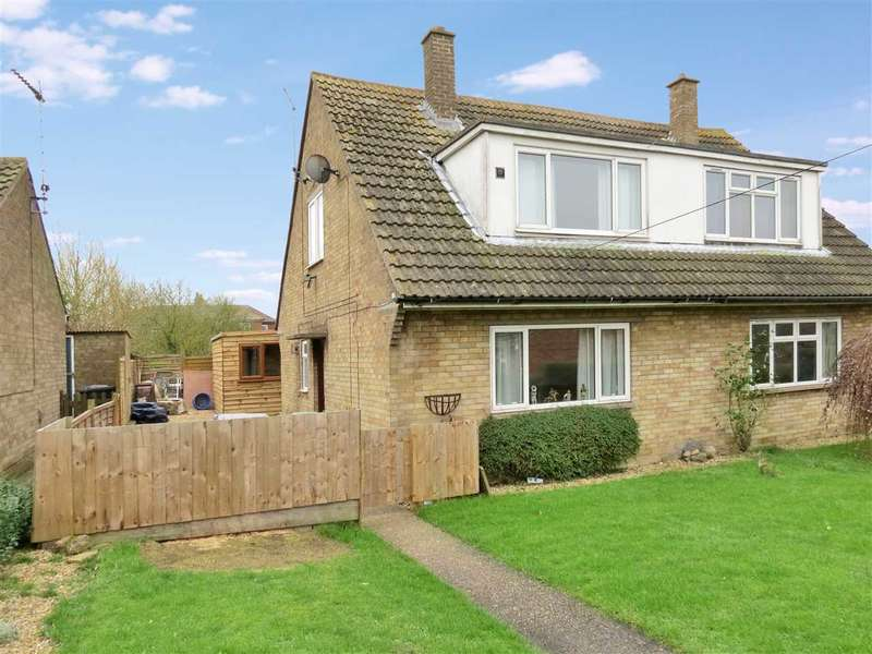 3 Bedrooms Semi Detached House for sale in St Johns Close, Cranwell