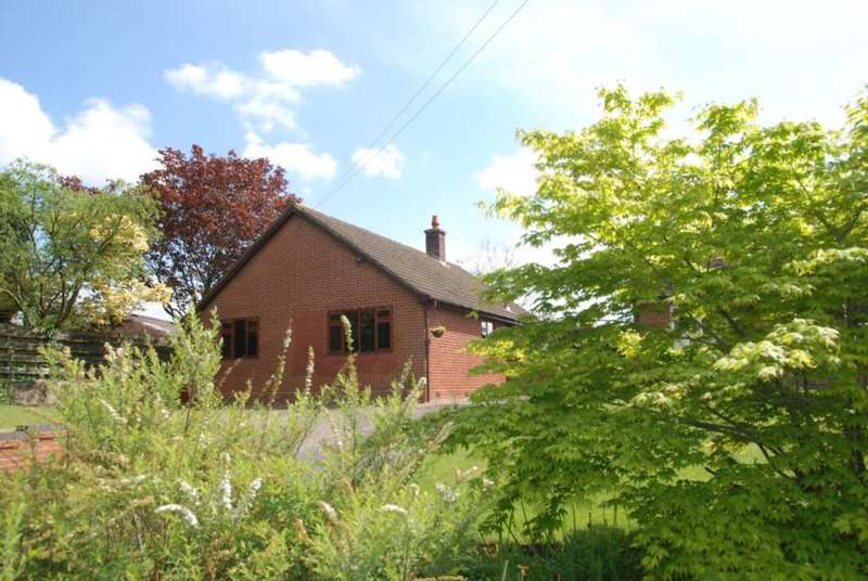 3 Bedrooms Detached Bungalow for sale in Main Steet, Barton in The Beans, Nuneaton CV13