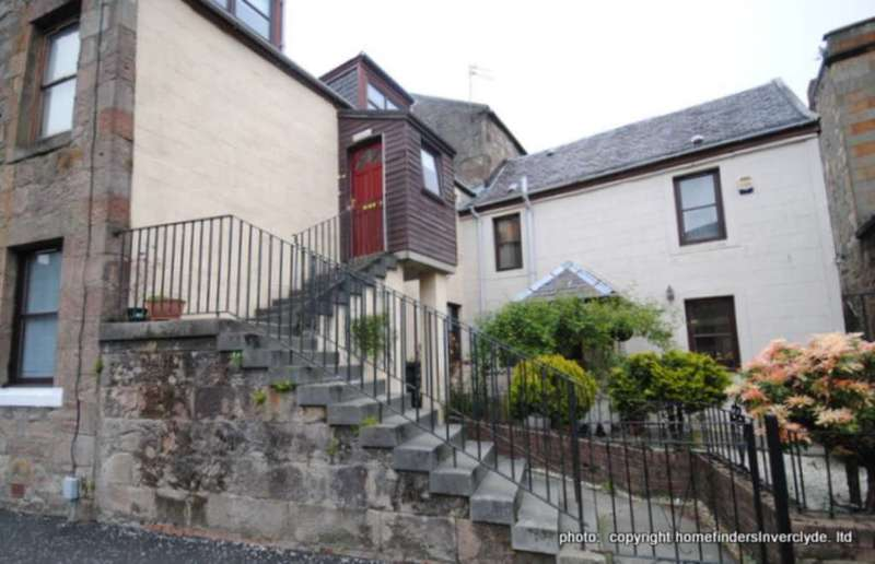 2 Bedrooms Apartment Flat for sale in 6A Union Street, Greenock
