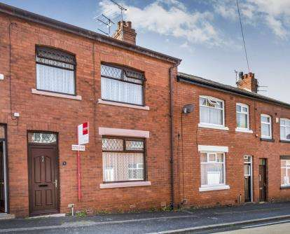 3 Bedrooms Terraced House for sale in Fowler Street, Fulwood, Preston, Lancashire