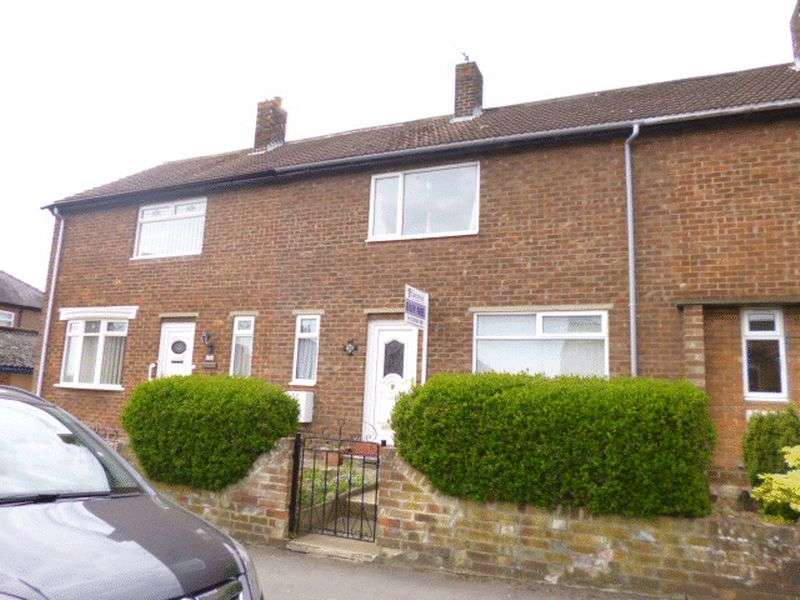 2 Bedrooms Terraced House for sale in Ruskin Avenue, Shildon