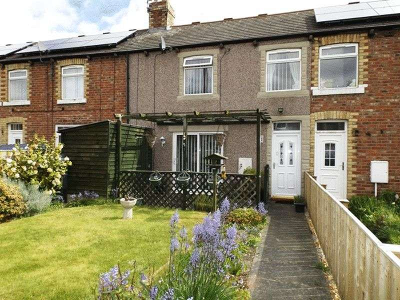 2 Bedrooms Terraced House for sale in Pont Street, Ashington - Two Bedroom Terrace House