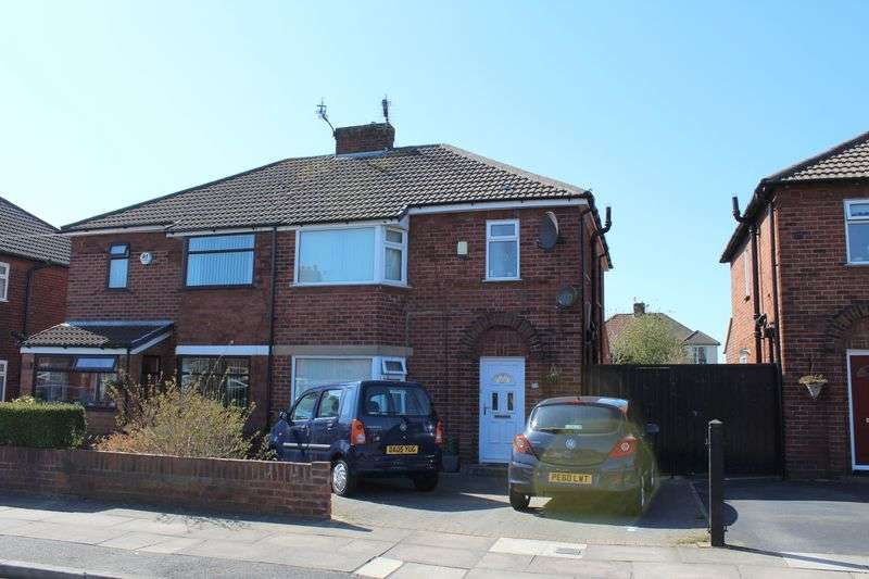 3 Bedrooms Semi Detached House for sale in Norfolk Road, Liverpool