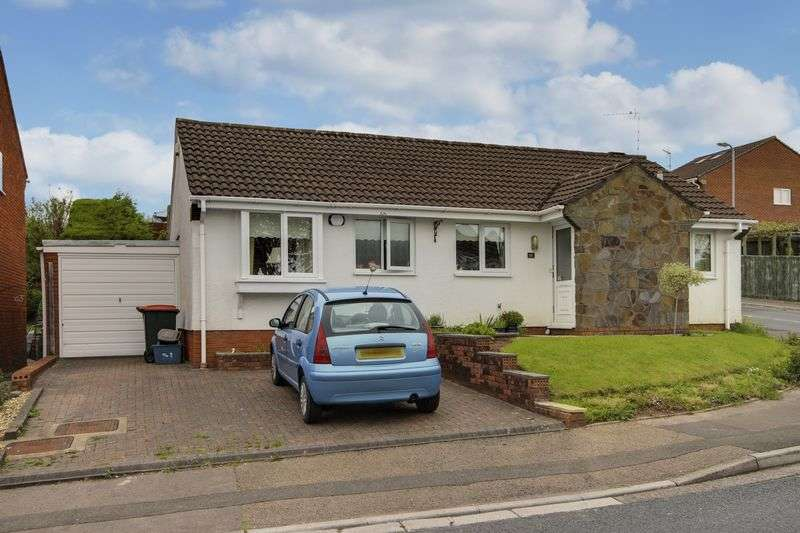 3 Bedrooms Detached Bungalow for sale in Cwm-Cwddy Drive, Newport