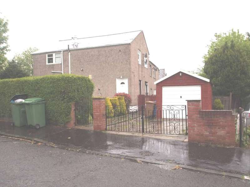 2 Bedrooms Flat for sale in Midcroft Avenue, Croftfoot