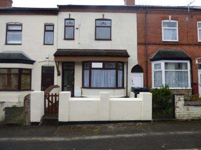 4 Bedrooms Terraced House for sale in Watt Road, Birmingham, West Midlands