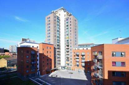 1 Bedroom Flat for sale in 3 Cam Road, London