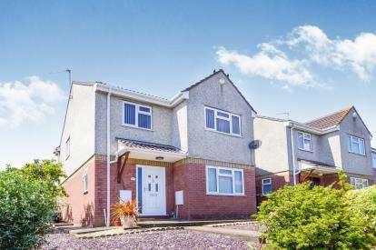 4 Bedrooms Detached House for sale in Bellevue Road, Kingswood, Bristol, Gloucestershire