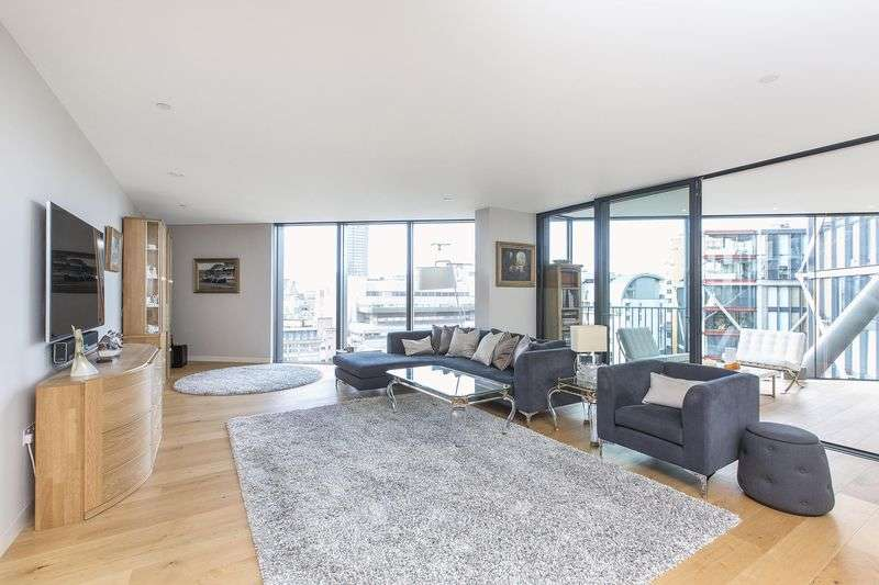 2 Bedrooms Flat for sale in NEO Bankside, 5 Sumner Street, London