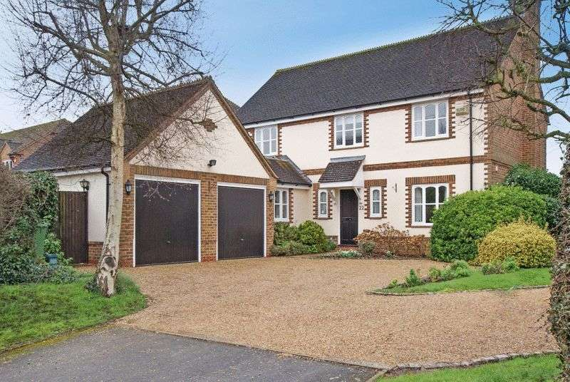 4 Bedrooms Detached House for sale in Worlds End Lane, Weston Turville Buckinghamshire