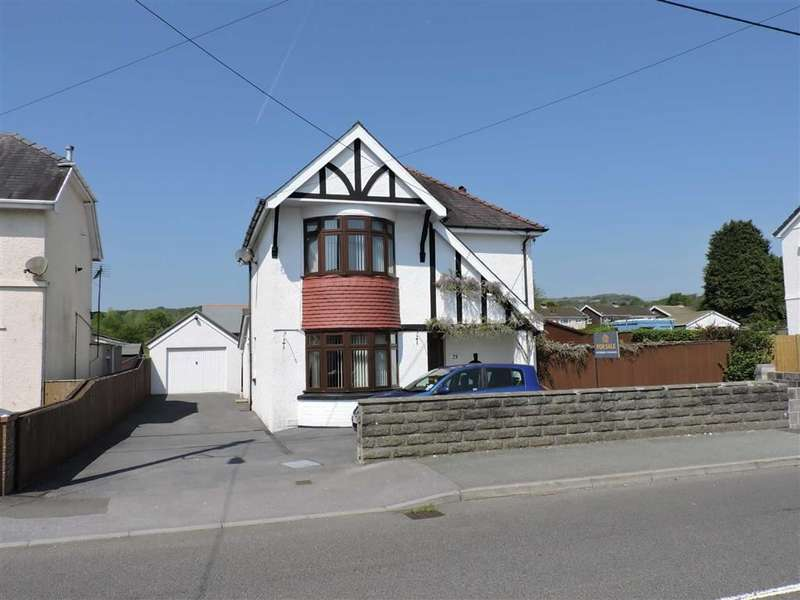 3 Bedrooms Property for sale in Blaenau Road, Llandybie