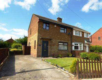 3 Bedrooms Semi Detached House for sale in Blacon Point Road, Blacon, Chester, Cheshire, CH1