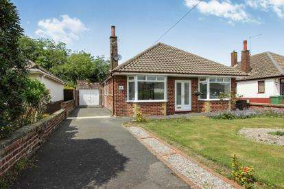 2 Bedrooms Bungalow for sale in St. Albans Road, Lytham St Annes, Lancashire, England, FY8