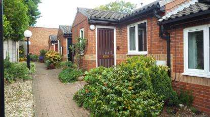 2 Bedrooms Retirement Property for sale in St. Annes Court, Kingstanding, Birmingham, West Midlands