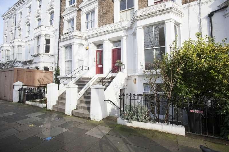 1 Bedroom Flat for sale in st Mark's place, london, London, W11