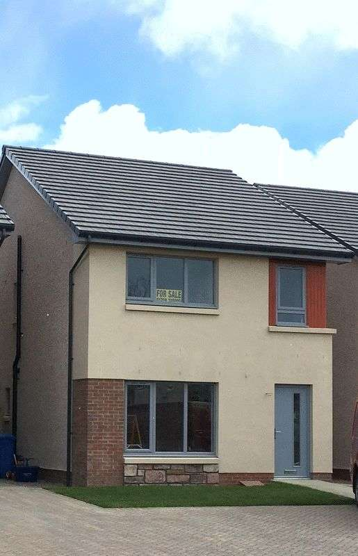 4 Bedrooms Detached House for sale in Hilton Road, Alloa
