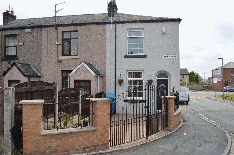 2 Bedrooms Terraced House for sale in Ann Street, Rochdale