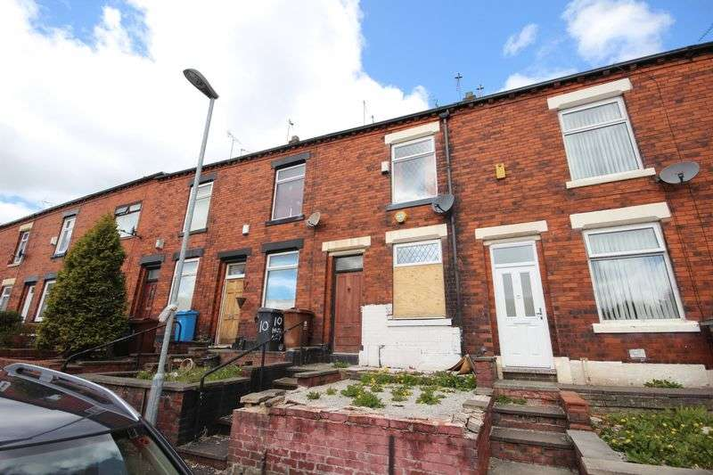 2 Bedrooms Terraced House for sale in Huxley Street, Oldham