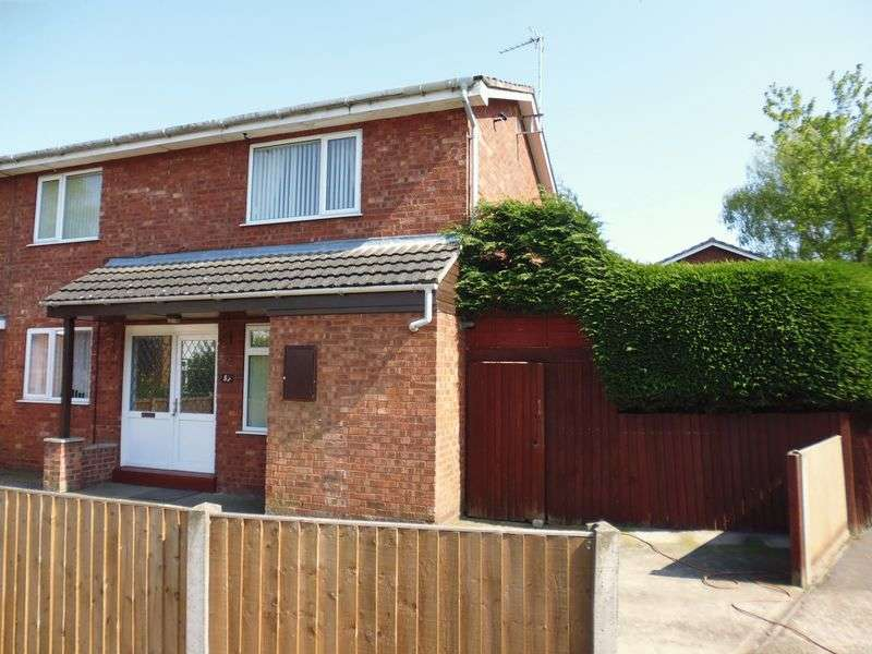 3 Bedrooms Semi Detached House for sale in Spirea Approach, Lincoln