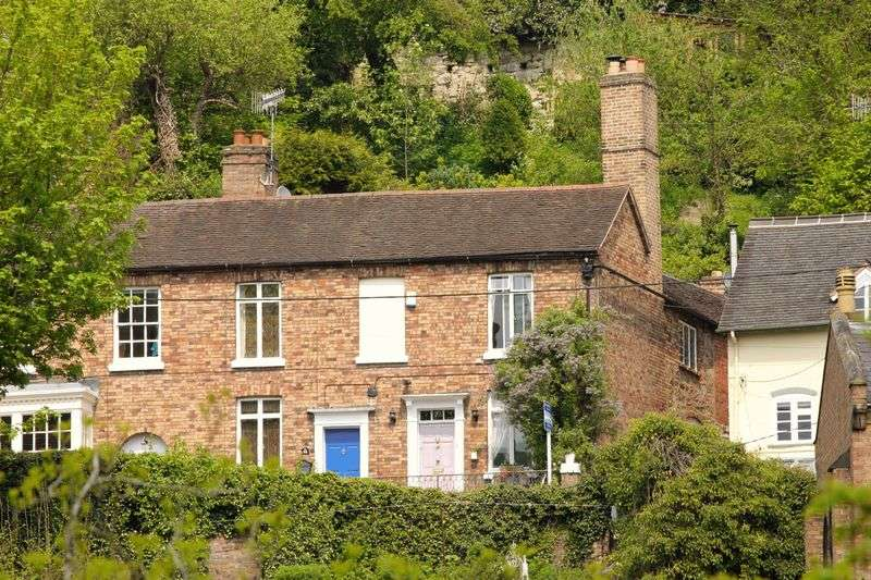 2 Bedrooms Semi Detached House for sale in Church Hill, Ironbridge