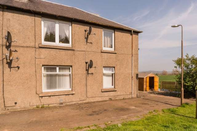 2 Bedrooms Villa House for sale in Hilltown Terrace, Dalkeith, Midlothian, EH22 1LG