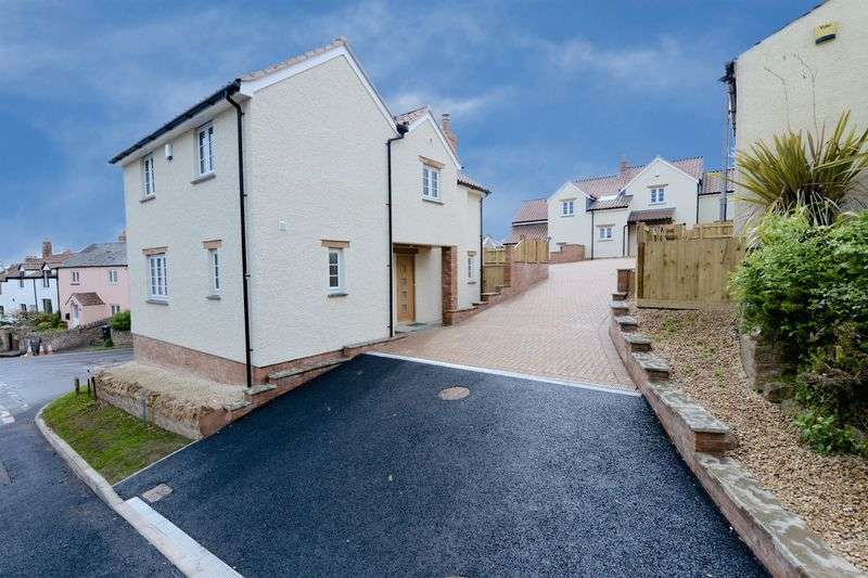 4 Bedrooms Detached House for sale in Castle Hill, Nether Stowey