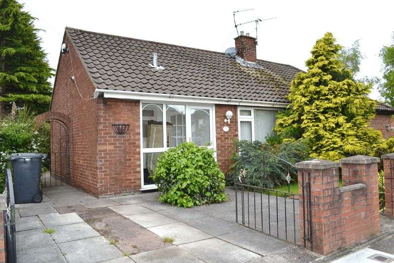 1 Bedroom Semi Detached Bungalow for sale in Barnes Drive, Lydiate