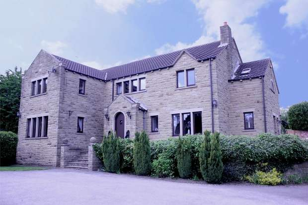 4 Bedrooms Detached House for sale in Beever Lane, Barnsley