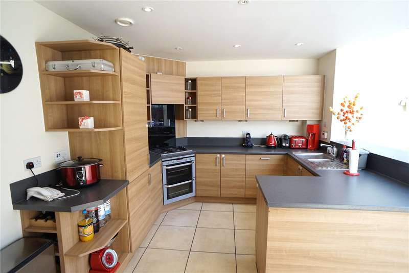 4 Bedrooms Terraced House for sale in Darwin Rise, Northfleet, Gravesend, Kent, DA11