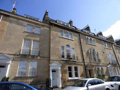 1 Bedroom Flat for sale in Rivers Street, Bath, Somerset
