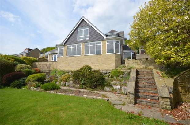 4 Bedrooms Detached House for sale in Low Road, Thornhill Edge, Near Wakefield, West Yorkshire
