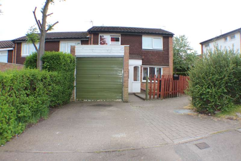 3 Bedrooms House for sale in Tolchard Close, Leicester, LE5