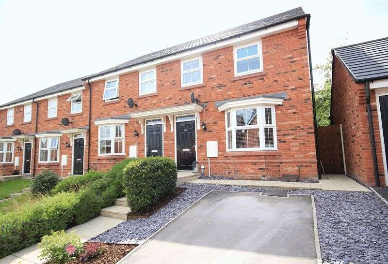 3 Bedrooms Terraced House for sale in Greenfields Lane, Malpas