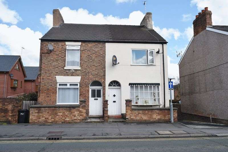 2 Bedrooms Semi Detached House for sale in High Street, Deeside