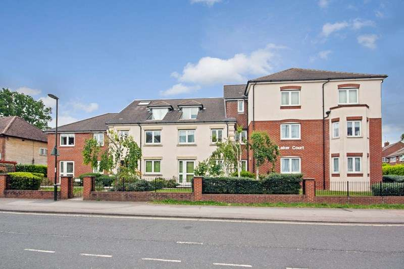 1 Bedroom Retirement Property for sale in Laker Court, Crawley, RH10 1QB