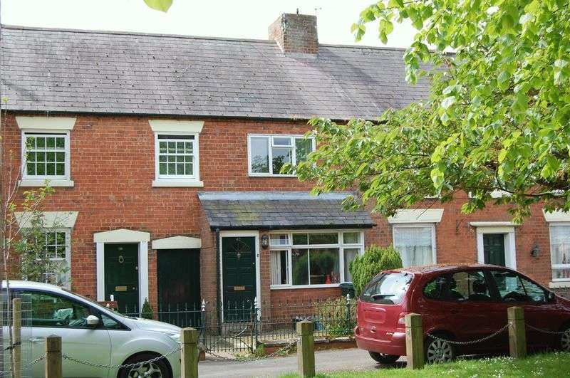 2 Bedrooms Terraced House for sale in High Street, Albrighton Wolverhampton