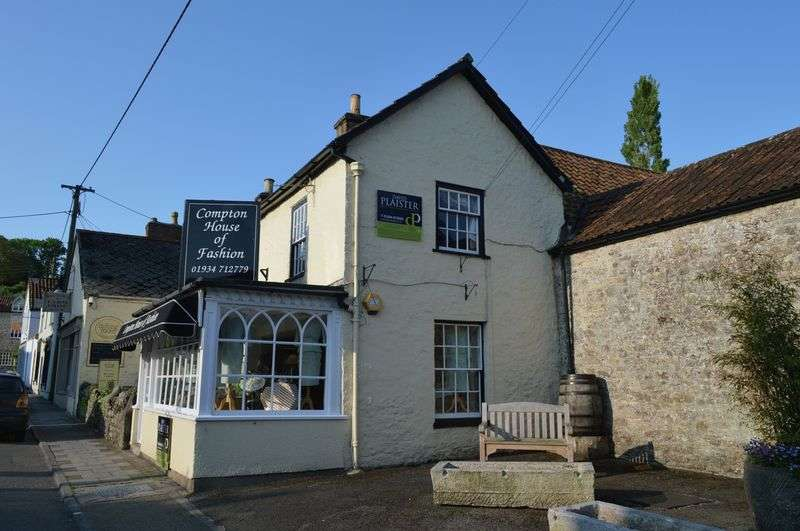 Property for sale in The Borough, Wedmore, Somerset.