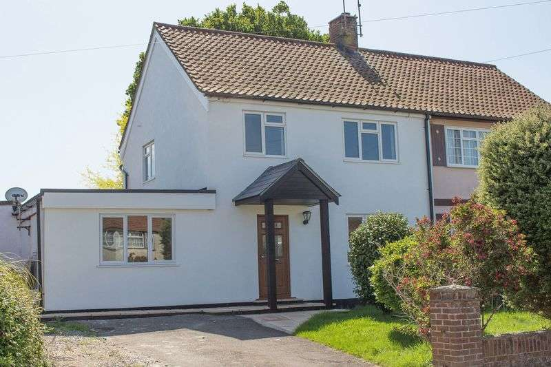 3 Bedrooms Semi Detached House for sale in Rushington