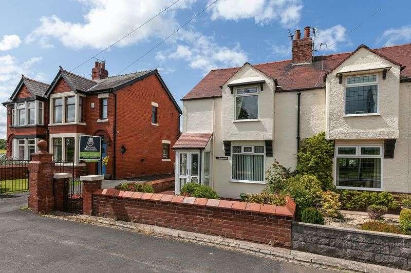 2 Bedrooms Semi Detached House for sale in Bannister Green, Heskin, PR7 5PL