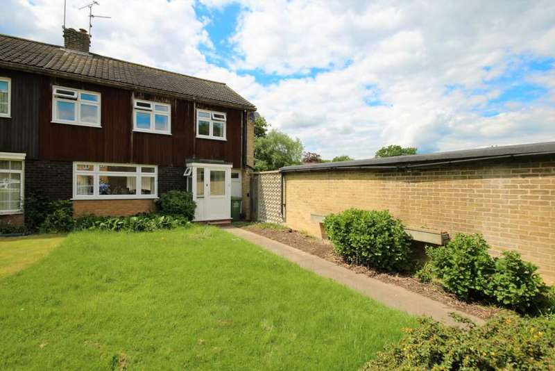 3 Bedrooms Semi Detached House for sale in Sparrow Herne, Basildon