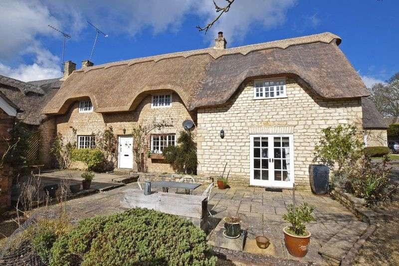 4 Bedrooms Semi Detached House for sale in Crocket Lane, Empingham, Rutland