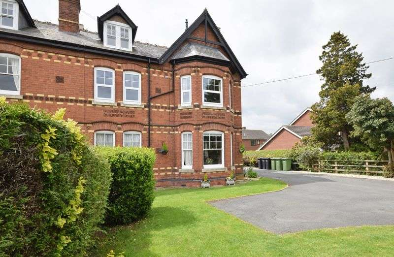 2 Bedrooms Flat for sale in Ashfield Park Road, Ross-On-Wye
