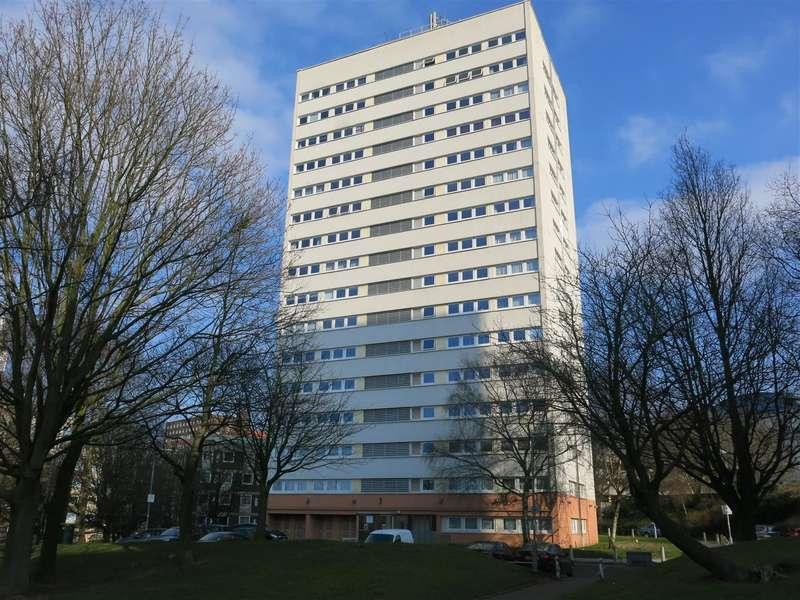 1 Bedroom Property for sale in Cambridge Tower, Brindley Drive, Birmingham