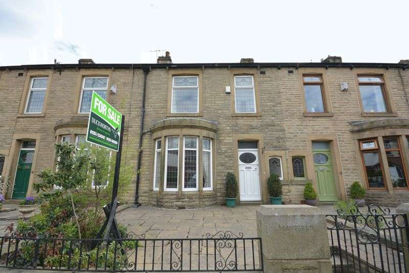 3 Bedrooms Terraced House for sale in Queens Road, Accrington