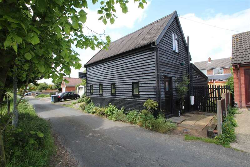 2 Bedrooms Detached House for sale in Black Barn, Liston Lane, Long Melford