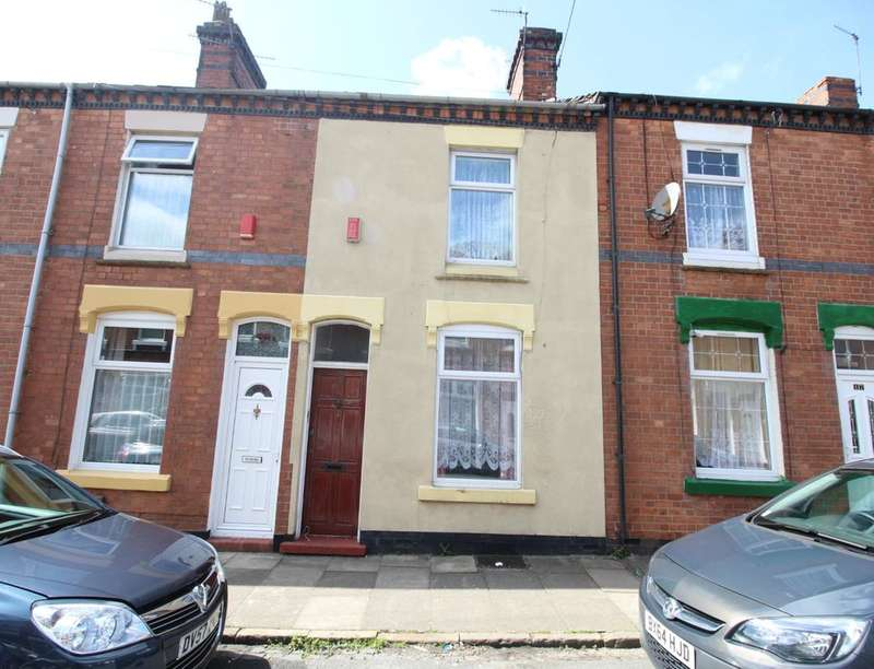 3 Bedrooms Property for sale in Kenworthy Street, Tunstall, Stoke-On-Trent, ST6