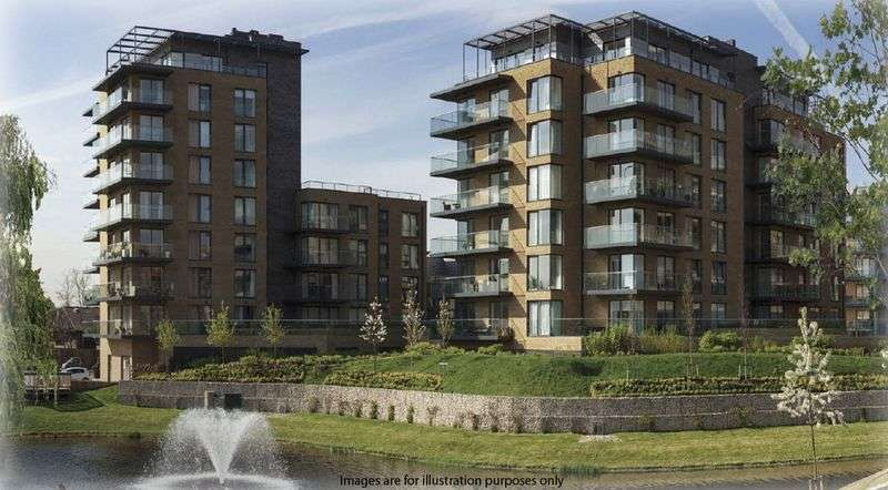 2 Bedrooms Flat for sale in Merlin Court, Kidbrooke Village SE3